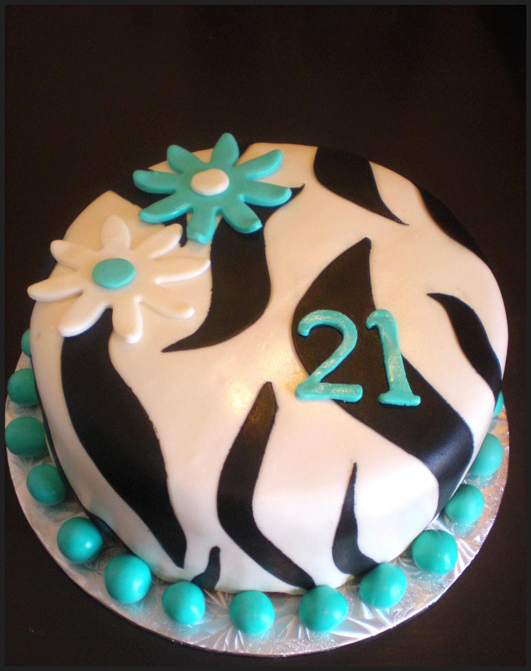 21st Birthday Cake Royal Tiers Cakes